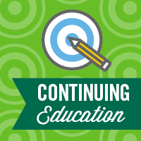 Continuing Education through the Professional Development Center