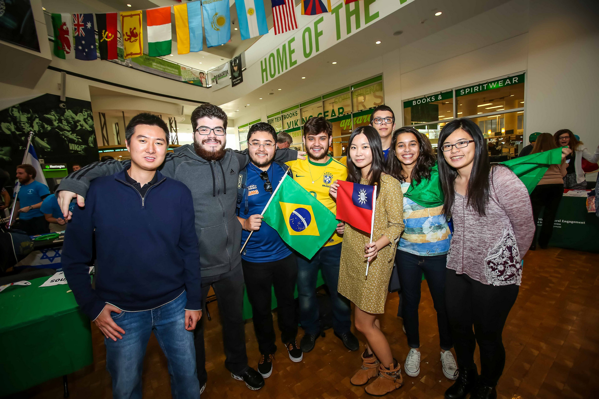 Friends of International Students