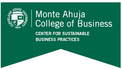 Center for Sustainable Business Practices in the Monte Ahuja College of Business