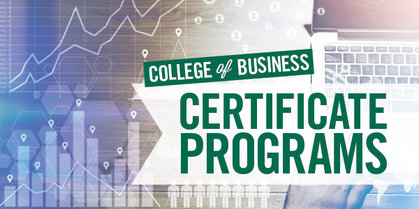 Certificate Programs - Cleveland State University Monte Ahuja College of Business