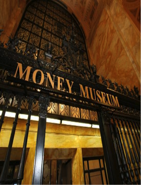 Federal Reserve Bank Money Museum at Cleveland Fed