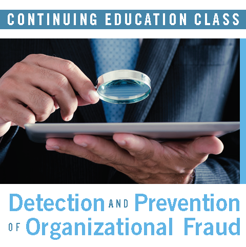 Detection and Prevention of Organizational Fraud