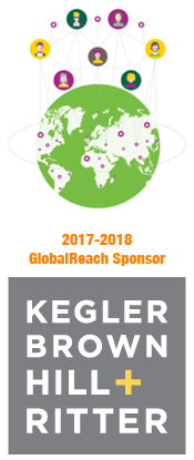 GlobalReach 2017-2018 Sponsor Kegler Brown Hill & Ritter