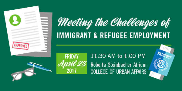 Meeting the Challenges of Refugee and Immigrant Workforce