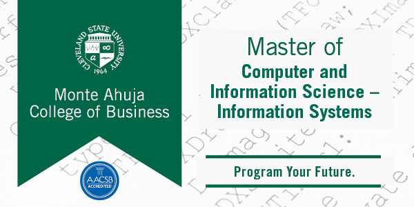 Master of Computer Information Science - Information Systems