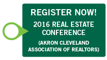 Register for the 2016 Real Estate Conference on the Akron Cleveland Association of Realtors site today!