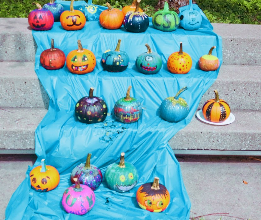 Sherwin-Williams Day Pumpkins