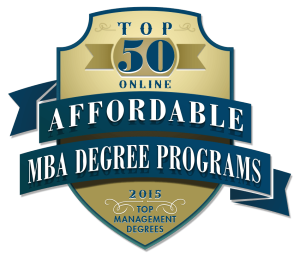 TopManagementDegrees.com Top 50 Affordable Online MBA Degree Programs