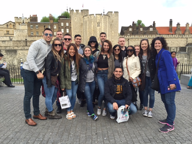 2017 Study Abroad in London