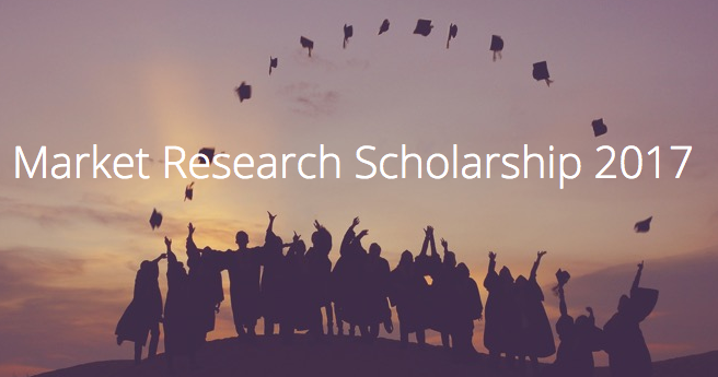 MarketResearch.com Scholarship 2017