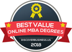 DiscoverBusiness Online Accelerated MBA Program