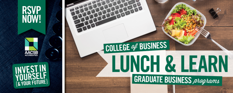 MBA and Graduate Programs Lunch and Learns 2019