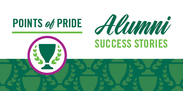 Alumni Success - Points of Pride
