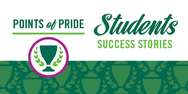 Student Success - Points of Pride