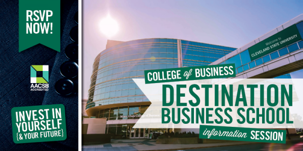 College of Business Information Sessions - 2019