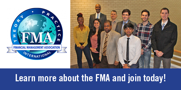 Join the Financial Management Association Today!