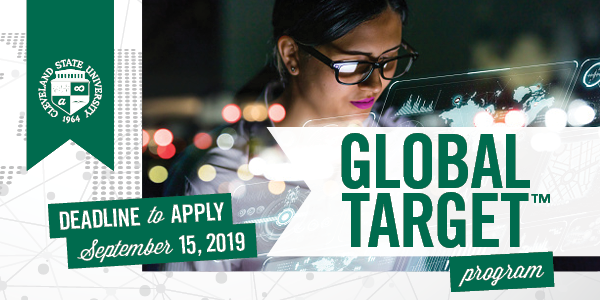 GlobalTarget - Apply by September 15, 2019
