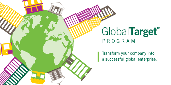 Learn more about the GlobalTarget Program offered by the Global Business Center and ITAC.