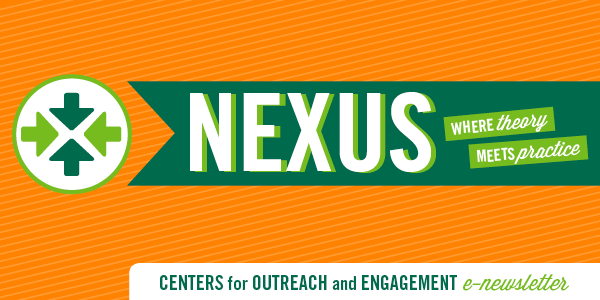 Nexus eNewsletter - Centers for Outreach and Engagement