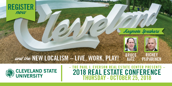 2018 Real Estate Conference - Register Now