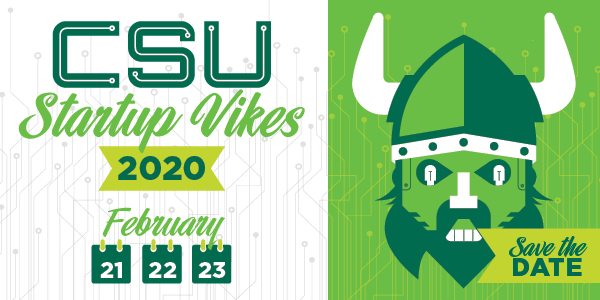 Save the Date - Startup Vikes 2020