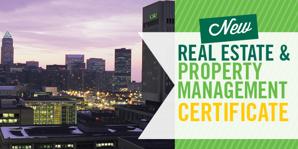 Undergraduate Real Estate and Property Management Certificate