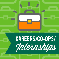 Internships, Co-ops and Careers