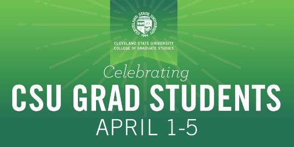 Graduate Student Appreciation Week 2019