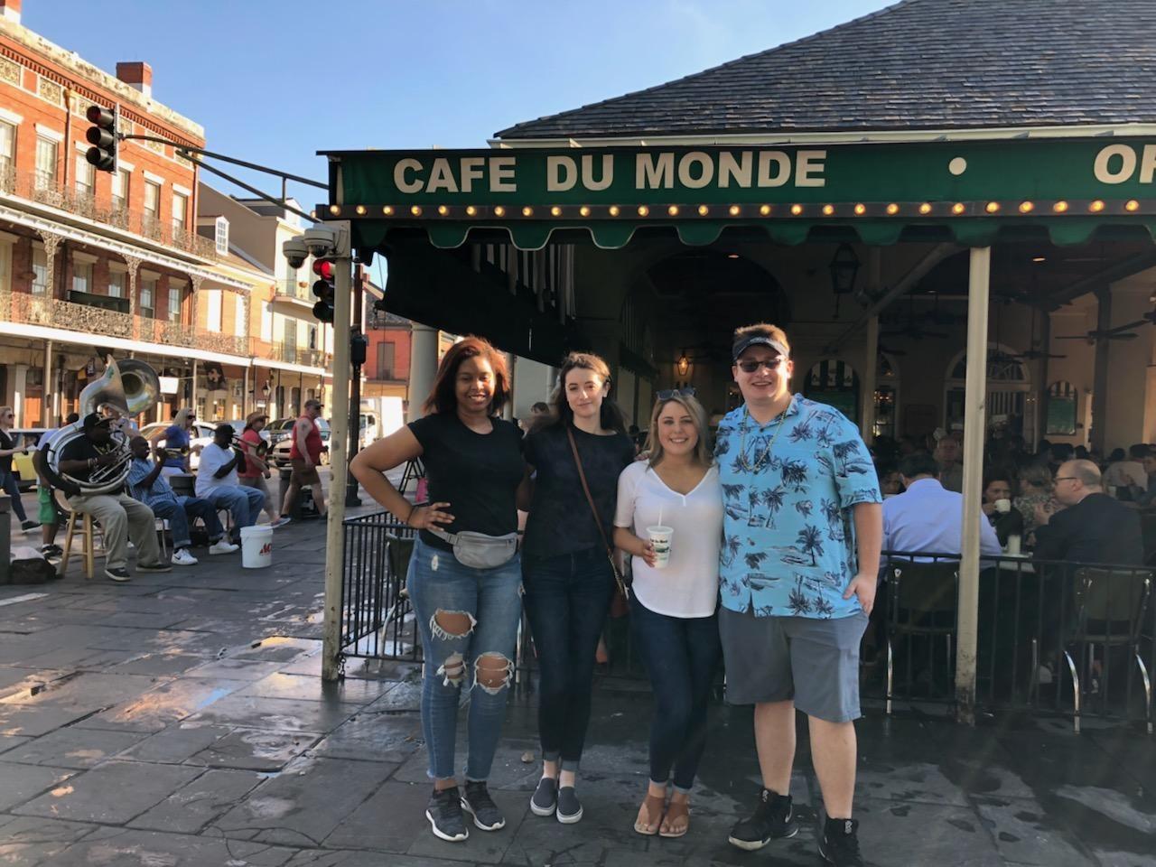 AMA Cafe du Monde 2019
