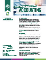 Accounting Major Four Year Plan 2019