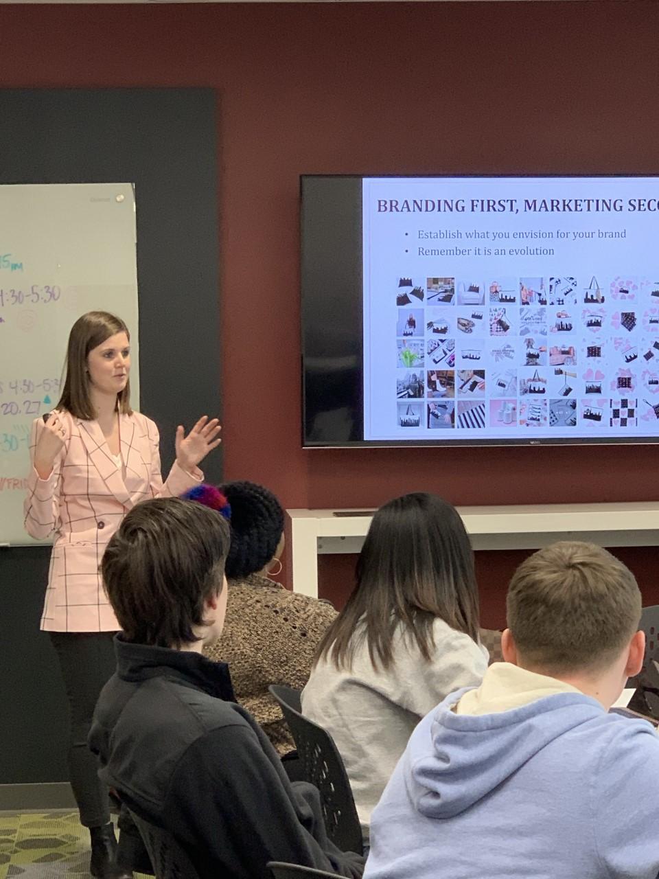 Anne Skoch - How to Create a Side Hustle February 2020