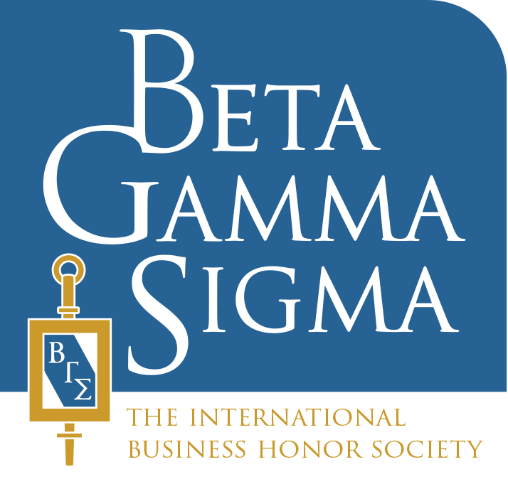 Beta Gamma Sigma Logo 2018