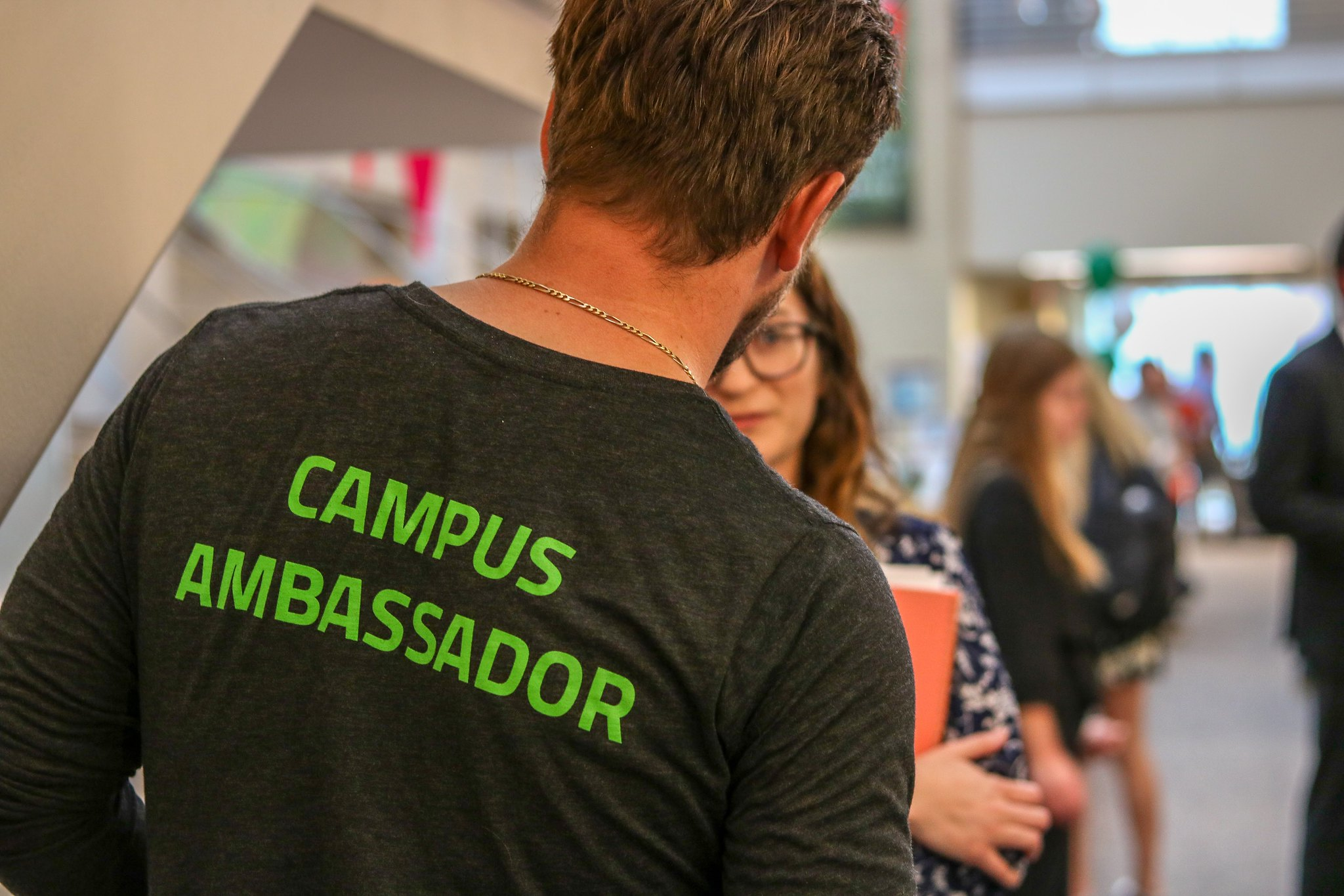 Campus Ambassador from Internship Expo 2019