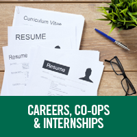 Internships, Co-ops & Careers