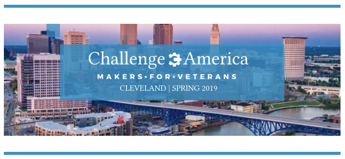 Challenge America - Makers for Veterans