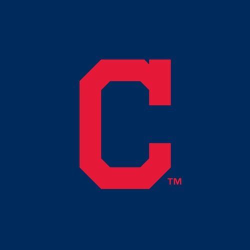"""Cleveland Indians """"Block C"""" Logo"""