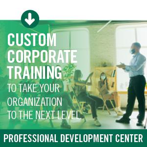 Custom Corporate Training