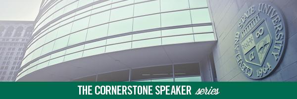 Cornerstone Speaker Series - Spring 2021