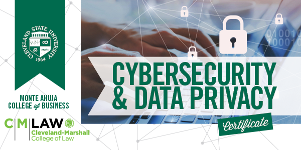 Graduate Certificate in Cybersecurity and Data Privacy