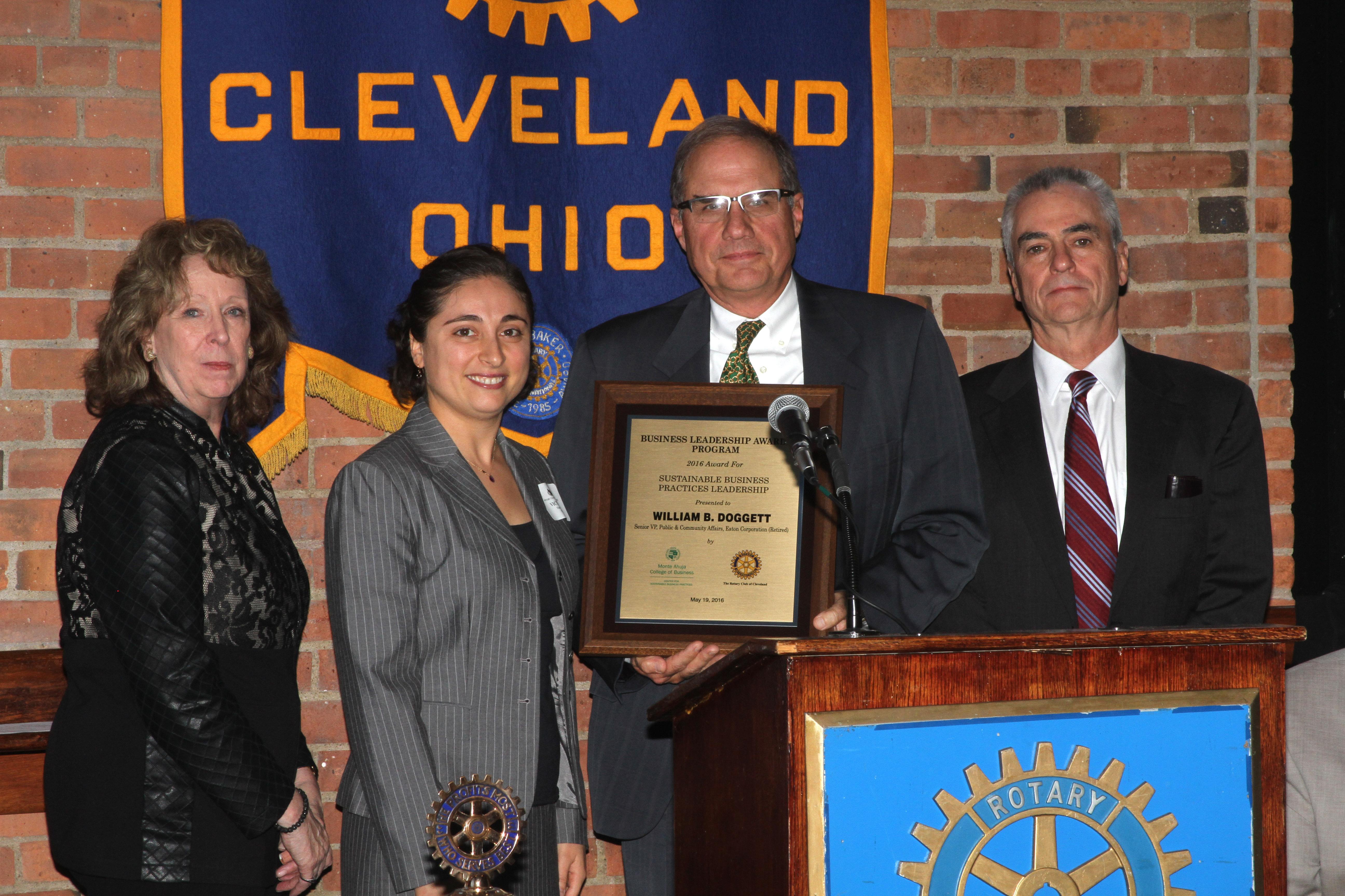 Rotary Business Leadership Awards, 2016