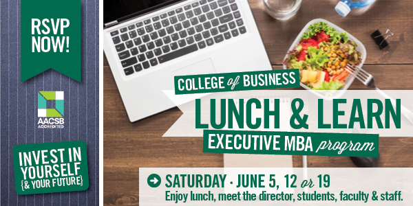 EMBA Lunch and Learns June 2021