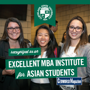 CEO Magazine Recognizes CSU as Excellent for Asian Students December 2019