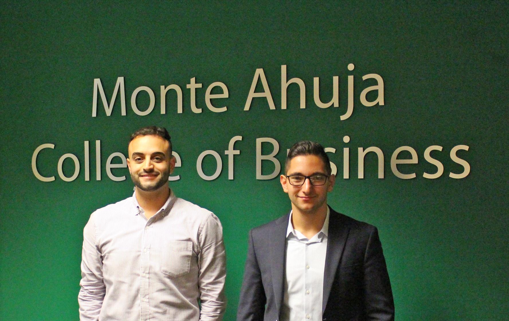 Finance Management Association - Alumni visit on October 22, 2019