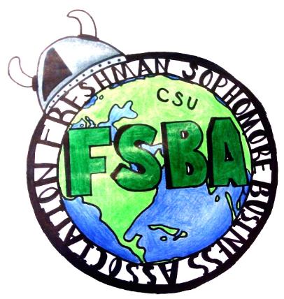 Freshman-Sophomore Business Association Logo