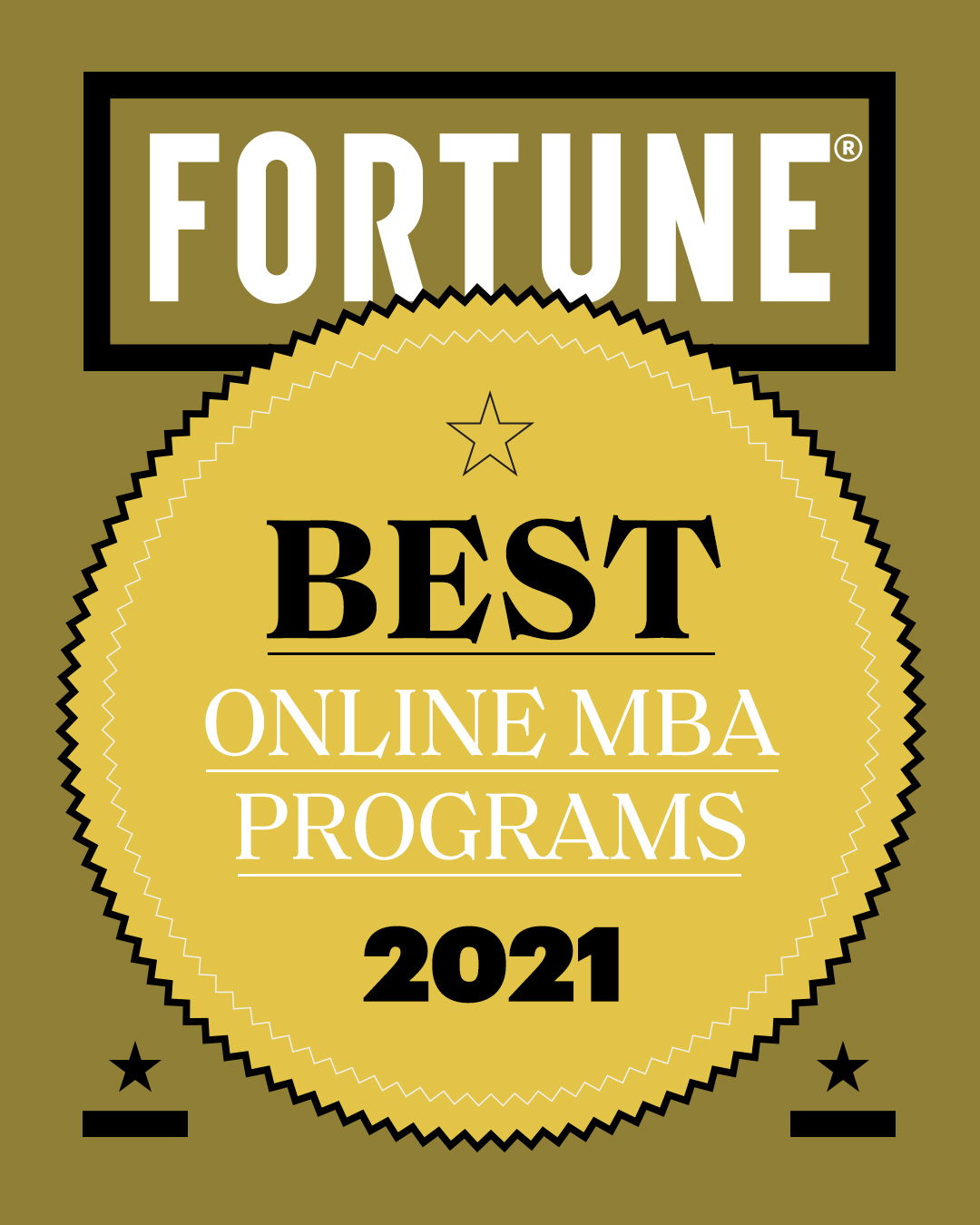 Fortune Education Online MBA Rankings