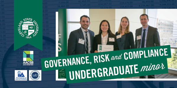 Undergraduate Minor in Governance, Risk Management and Compliance