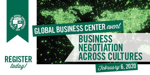 GlobalReach - Negotiation Across Cultures - February 6, 2020