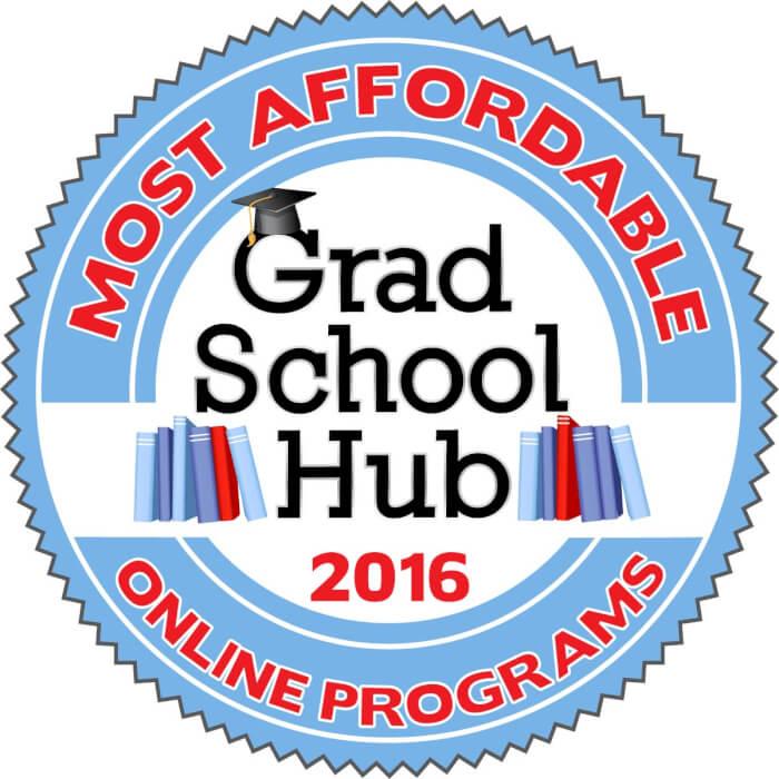 Grad School Hub: Most Affordable Online Programs 2016