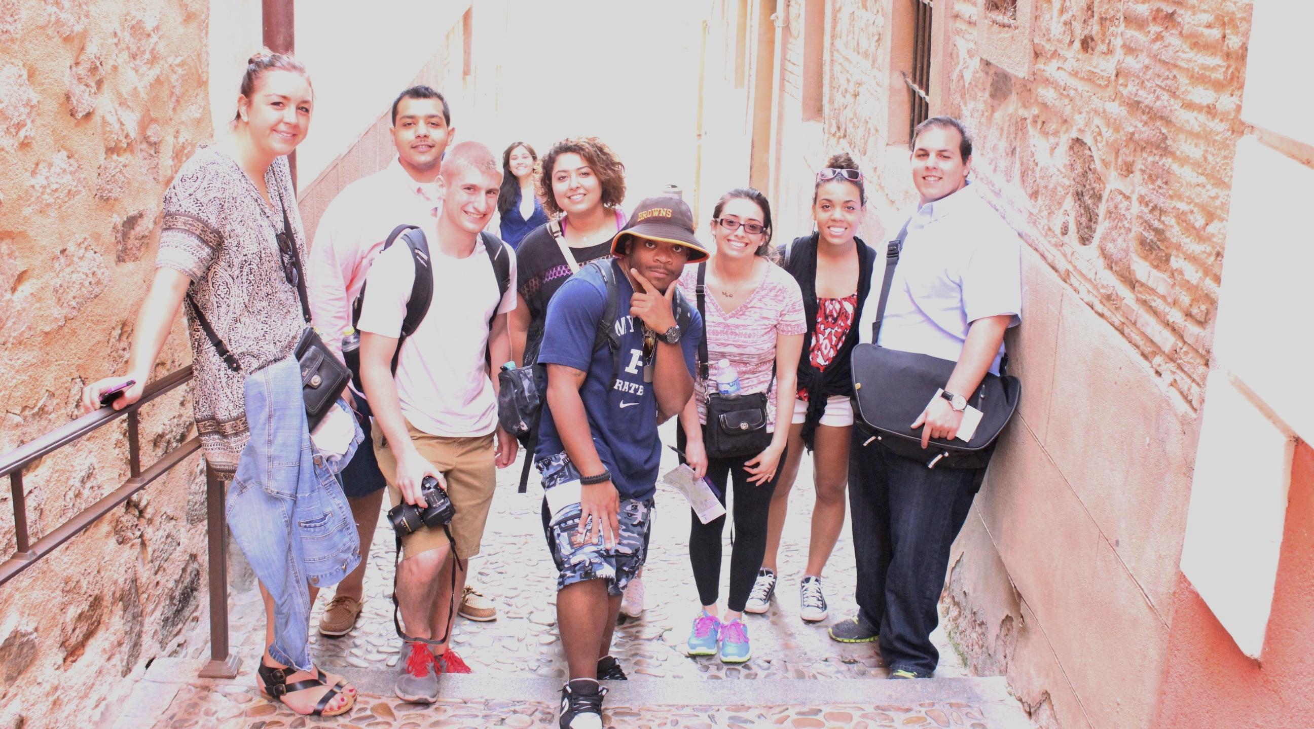 Barcelona Faculty-Led Study Abroad Program 2015