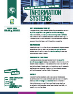 Information Systems Major Four Year Plan 2019